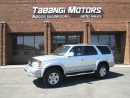 Used 1999 Toyota 4Runner 4X4 | LIMITED | LEATHER | SUNROOF for sale in Mississauga, ON