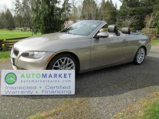 Used 2007 BMW 328 Sport, Navi, Inspected, Warr for sale in Surrey, BC