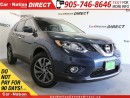 Used 2016 Nissan Rogue SL Premium| NAVI| AWD| LEATHER| PANO ROOF| for sale in Burlington, ON