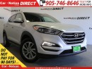 Used 2016 Hyundai Tucson Premium 2.0| AWD| BACK UP CAMERA| TOUCH SCREEN| for sale in Burlington, ON