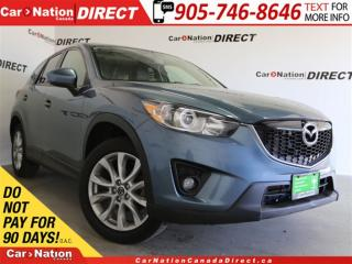 Used 2014 Mazda CX-5 GT  AWD  LEATHER  SUNROOF  NAVI  for sale in Burlington, ON