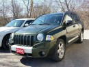 Used 2008 Jeep Compass Limited,,cert&etested for sale in Oshawa, ON
