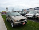 Used 2005 BMW X5 3.0i for sale in Kitchener, ON