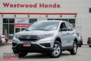 Used 2016 Honda CR-V LX AWD - Factory Warranty until 2022 for sale in Port Moody, BC