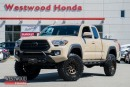 Used 2016 Toyota Tacoma TRD Off Road V6 for sale in Port Moody, BC
