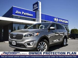 Used 2017 Kia Sorento 2.4L LX AWD-Local/NoAccident/Bluetooth/HeatedSeats for sale in Port Coquitlam, BC