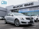 Used 2013 Cadillac ATS Luxury/AWD/NAV/SUNROOF/18' POLISHED WHEELS for sale in North York, ON