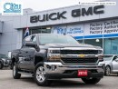 Used 2016 Chevrolet Silverado 1500 LT/crew cab 4x4 5.3L V8 for sale in North York, ON