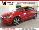 Used 2017 Hyundai Elantra GLS| SUNROOF| BLUETOOTH| BACKUP CAM| 35,518KMS for sale in Kitchener, ON