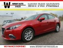 Used 2014 Mazda MAZDA3 GS| BLUETOOTH| BACKUP CAM| HEATED SEATS| 17,639KMS for sale in Kitchener, ON