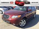 Used 2008 Hyundai Santa Fe LTD LEATHER ROOF NO ACCIDENTS LOW KMS! for sale in Cambridge, ON