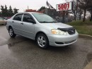 Used 2006 Toyota Corolla CE,AUTO,131KM,5388,SAFETY 3YEARS WARRANTY INCLUDED for sale in North York, ON