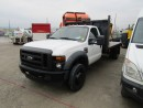Used 2010 Ford F-550 SUPER DUTY XL for sale in Innisfil, ON