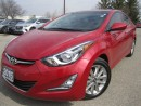 Used 2015 Hyundai Elantra Sport Appearance-LIKE NEW for sale in Mississauga, ON