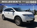 Used 2013 Lincoln MKX - for sale in Guelph, ON