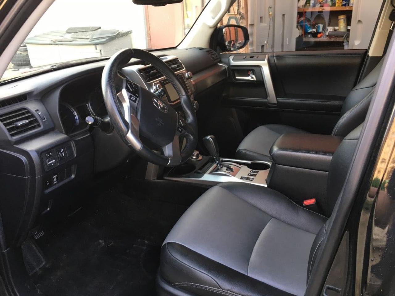 2014 Toyota 4Runner SR5 PREMIUM NAVI