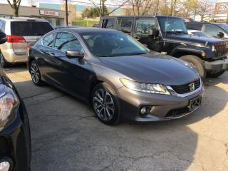 Used 2013 Honda Accord EX-L W/NAVI for sale in North York, ON