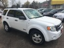 Used 2008 Ford Escape XLT/AUTO/LOADED/ALLOYS for sale in Scarborough, ON