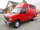 Used 2007 Ford E350 Fiber Splice Raised Roof Extended E350 Van 192Km for sale in Etobicoke, ON