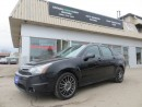 Used 2010 Ford Focus SES, LEATHER, SUNROOF, BLUETOOTH, ALLOYS, SPOILER for sale in Mississauga, ON