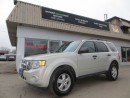 Used 2009 Ford Escape LEATHER,SUNROOF,V6,HEATED SEATS,FOG LIGHTS,ALLOYS for sale in Mississauga, ON