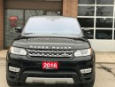 Used 2016 Land Rover Range Rover Sport V8 SC for sale in Mississauga, ON
