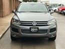 Used 2011 Volkswagen Touareg HIGHLINE for sale in Mississauga, ON