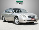 Used 2005 Nissan Altima 2.5 S PLUS for sale in North York, ON