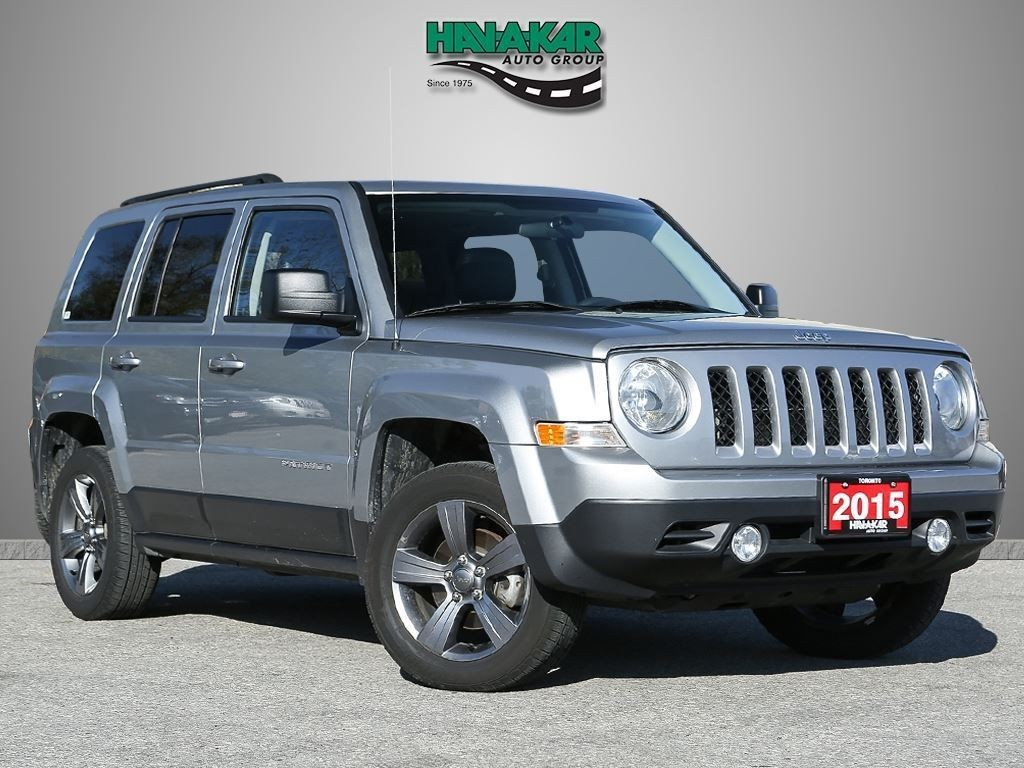 used 2015 jeep patriot sport north for sale in north york. Black Bedroom Furniture Sets. Home Design Ideas