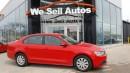 Used 2014 Volkswagen Jetta TRENDLINE+ *LOW KM *BTOOTH *HTD SEATS *CAM *XM for sale in Winnipeg, MB