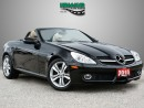 Used 2010 Mercedes-Benz SLK SLK300 for sale in North York, ON