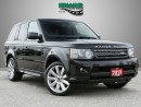 Used 2013 Land Rover Range Rover Sport HSE  V8 LUXURY for sale in North York, ON