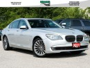 Used 2011 BMW 750i - for sale in North York, ON