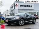 Used 2011 Mitsubishi Eclipse Spyder GT-P 6sp - LEATHER, FOSGATE, V6, ALLOYS for sale in Mississauga, ON
