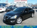 Used 2014 Nissan Altima SL Tech Pkg. Navigation/Camera/Sunroof loaded for sale in Mississauga, ON