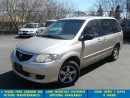 Used 2003 Mazda MPV LX *Trade SALE for sale in Mississauga, ON