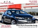 Used 2013 Honda Civic LX | ONE OWNER | ACCIDENT FREE for sale in Scarborough, ON