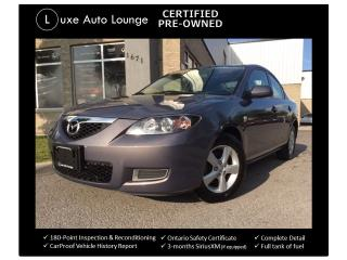 Used 2009 Mazda MAZDA3 GS - ONLY 64000KM! AUTO, KEYLESS, ALLOYS, LOADED! for sale in Orleans, ON