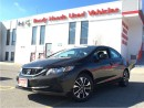 Used 2013 Honda Civic EX - Rear Camera - Sunroof for sale in Mississauga, ON