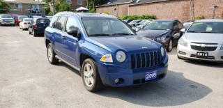 Used 2009 Jeep Compass Sport for sale in Toronto, ON