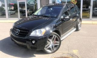 Used 2008 Mercedes-Benz ML63 AMG 6.2L AMG for sale in North York, ON