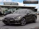 Used 2014 Infiniti Q50 SPORT | WARRANTY | NAV | PHONE | CAMERA | 1 OWNER for sale in Scarborough, ON