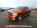 Used 2010 Dodge RAM 1500 SPORT CREW CAB 4WD 5.7L for sale in Calgary, AB