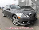 Used 2010 Mercedes-Benz E-CLASS E550 4D SEDAN 4MATIC for sale in Calgary, AB