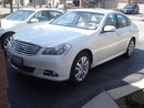Used 2009 Infiniti M35x leather for sale in Mississauga, ON