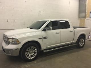 Used 2016 Dodge Ram 1500 LARIMIE LONGHORN EcoDIESEL CREW CAB 4X4 for sale in York, ON