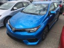 New 2017 Toyota COROLLA IM 6M BASE for sale in Kentville, NS