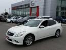 Used 2013 Infiniti G37 X Sedan AWD Luxury for sale in Mississauga, ON