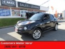 Used 2014 Nissan Juke S   BLUETOOTH! SIRIUS! for sale in St Catharines, ON