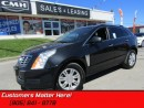 Used 2013 Cadillac SRX Luxury Collection   CAM! CUE! PANROOF! for sale in St Catharines, ON
